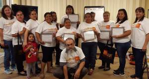 Resident Leadership Academy Graduates