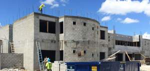 Construction at Pollywog